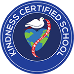 Logo forCompass Charter Schools, a TK-12 grade online and homeschool program, is a Kindness certified school.