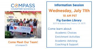 In-Person Information Session - Fresno @ Fig Garden Library   Fresno   California   United States
