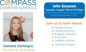 In-person Information Session @ Town Center Community Park East, Playground Pavilion | Santee | California | United States