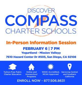 In-Person Information Session @ Yogurtland | San Diego | California | United States
